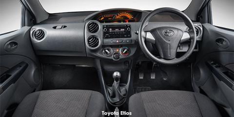 Toyota Etios sedan 1.5 Sprint - Image credit: © 2019 duoporta. Generic Image shown.