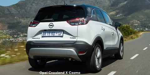 Opel Crossland X 1.2 Turbo Cosmo auto - Image credit: © 2019 duoporta. Generic Image shown.