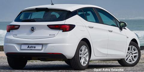 Opel Astra hatch 1.0T - Image credit: © 2020 duoporta. Generic Image shown.