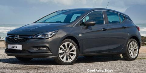 Opel Astra hatch 1.0T Enjoy - Image credit: © 2019 duoporta. Generic Image shown.