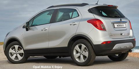 Opel Mokka X 1.4 Turbo Enjoy auto - Image credit: © 2019 duoporta. Generic Image shown.