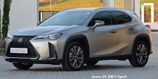 Lexus UX - Image credit: © 2019 duoporta. Generic Image shown.