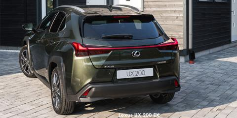 Lexus UX 200 F-Sport - Image credit: © 2019 duoporta. Generic Image shown.