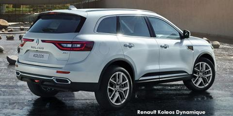 Renault Koleos 2.5 Dynamique - Image credit: © 2019 duoporta. Generic Image shown.