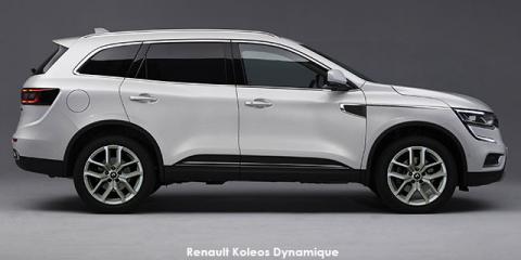 Renault Koleos 2.5 Dynamique 4WD - Image credit: © 2019 duoporta. Generic Image shown.