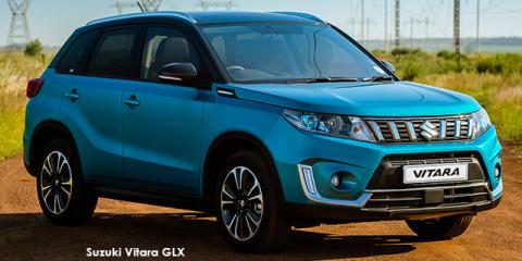 Suzuki Vitara 1.6 GL - Image credit: © 2021 duoporta. Generic Image shown.