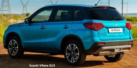 Suzuki Vitara 1.6 GLX auto - Image credit: © 2019 duoporta. Generic Image shown.