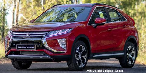 Mitsubishi Eclipse Cross 2.0 GLS AWD - Image credit: © 2020 duoporta. Generic Image shown.