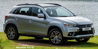 Mitsubishi ASX - Image credit: © 2019 duoporta. Generic Image shown.