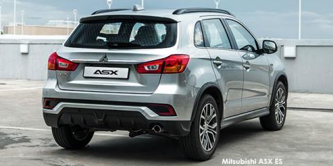 Mitsubishi ASX 2.0 ES - Image credit: © 2019 duoporta. Generic Image shown.
