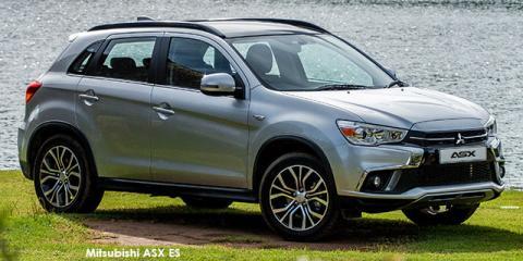 Mitsubishi ASX 2.0 ES auto - Image credit: © 2019 duoporta. Generic Image shown.