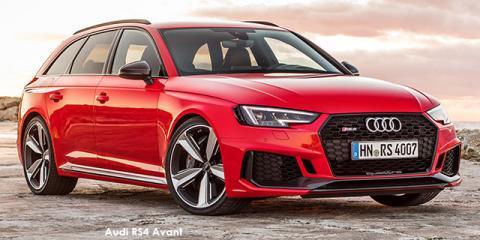 Audi RS4 Avant quattro - Image credit: © 2020 duoporta. Generic Image shown.