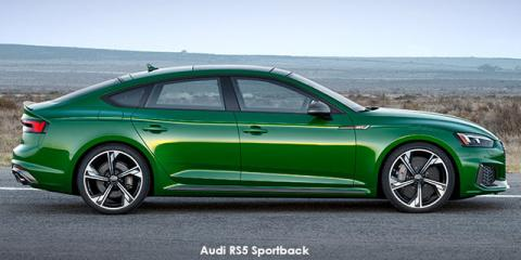 Audi RS5 Sportback quattro - Image credit: © 2019 duoporta. Generic Image shown.