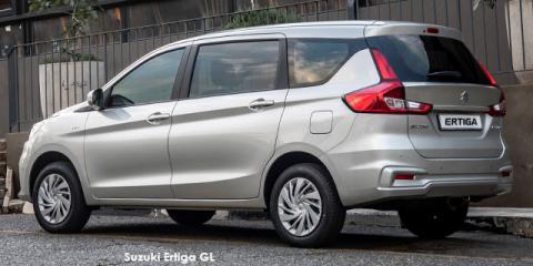 Suzuki Ertiga 1.5 GA - Image credit: © 2019 duoporta. Generic Image shown.