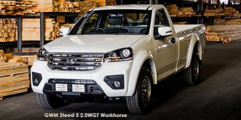 GWM Steed 5 2.0WGT 4x4 Workhorse - Image credit: © 2020 duoporta. Generic Image shown.