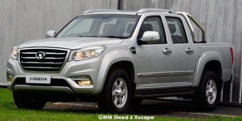 GWM Steed 6 2.0VGT double cab SX - Image credit: © 2020 duoporta. Generic Image shown.