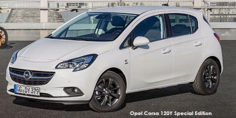 Opel Corsa 1.0T Enjoy 120Y Special Edition - Image credit: © 2019 duoporta. Generic Image shown.