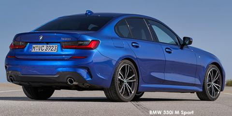 BMW 330i M Sport Launch Edition - Image credit: © 2019 duoporta. Generic Image shown.