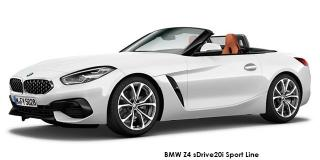 BMW Z4 - Image credit: © 2019 duoporta. Generic Image shown.