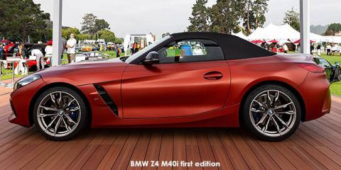 BMW Z4 M40i First Edition - Image credit: © 2019 duoporta. Generic Image shown.