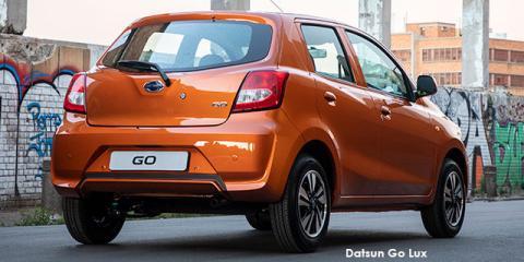 Datsun Go 1.2 Mid - Image credit: © 2019 duoporta. Generic Image shown.
