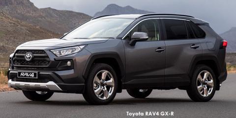 Toyota RAV4 2.0 GX auto - Image credit: © 2019 duoporta. Generic Image shown.