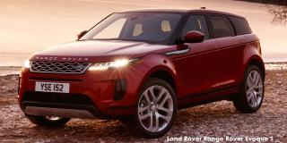 Land Rover Range Rover Evoque - Image credit: © 2020 duoporta. Generic Image shown.