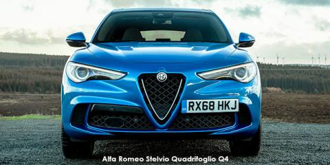 Alfa Romeo Stelvio Quadrifoglio Q4 - Image credit: © 2021 duoporta. Generic Image shown.