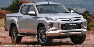 Mitsubishi Triton - Image credit: © 2020 duoporta. Generic Image shown.