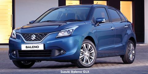 Suzuki Baleno 1.4 GLX - Image credit: © 2019 duoporta. Generic Image shown.