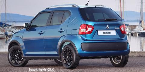 Suzuki Ignis 1.2 GLX auto - Image credit: © 2019 duoporta. Generic Image shown.