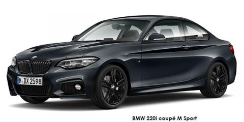 BMW 220d coupe M Sport sports-auto - Image credit: © 2019 duoporta. Generic Image shown.