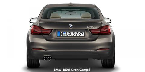 BMW 420d Gran Coupe sports-auto - Image credit: © 2019 duoporta. Generic Image shown.