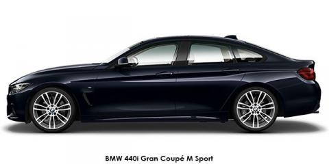 BMW 420d Gran Coupe M Sport sports-auto - Image credit: © 2020 duoporta. Generic Image shown.