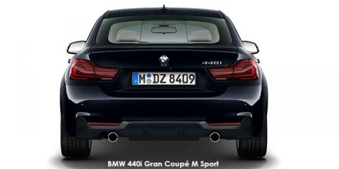BMW 420d Gran Coupe M Sport sports-auto - Image credit: © 2019 duoporta. Generic Image shown.