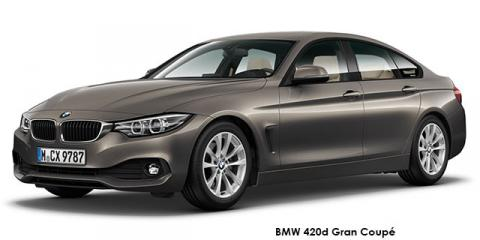 BMW 440i Gran Coupe - Image credit: © 2020 duoporta. Generic Image shown.