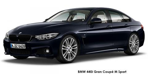 BMW 440i Gran Coupe M Sport - Image credit: © 2019 duoporta. Generic Image shown.