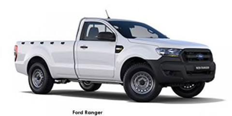 Ford Ranger 2.2TDCi - Image credit: © 2021 duoporta. Generic Image shown.