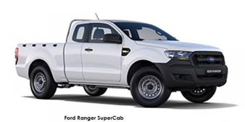 Ford Ranger 2.2TDCi SuperCab Hi-Rider - Image credit: © 2019 duoporta. Generic Image shown.