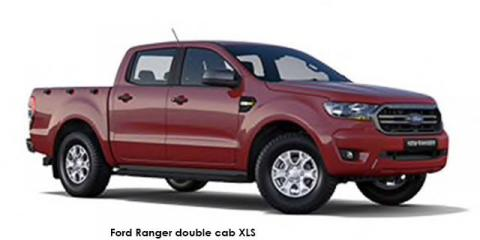 Ford Ranger 2.2TDCi double cab 4x4 XLS auto - Image credit: © 2019 duoporta. Generic Image shown.