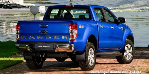 Ford Ranger 3.2TDCi double cab 4x4 XLT - Image credit: © 2019 duoporta. Generic Image shown.