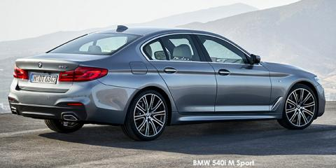 BMW 520d M Sport - Image credit: © 2019 duoporta. Generic Image shown.