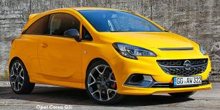 Opel Corsa - Image credit: © 2019 duoporta. Generic Image shown.