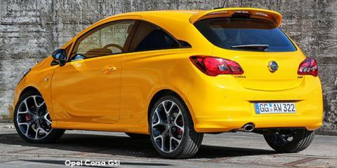 Opel Corsa GSi - Image credit: © 2020 duoporta. Generic Image shown.
