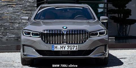 BMW 740Li - Image credit: © 2021 duoporta. Generic Image shown.