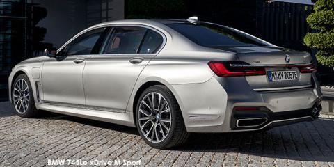 BMW 740Li M Sport - Image credit: © 2019 duoporta. Generic Image shown.