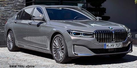 BMW 740Li Individual - Image credit: © 2019 duoporta. Generic Image shown.