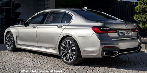 BMW 750Li xDrive M Sport - Image credit: © 2020 duoporta. Generic Image shown.