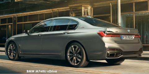 BMW M760Li xDrive - Image credit: © 2020 duoporta. Generic Image shown.