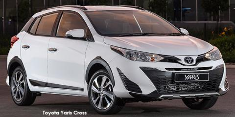 Toyota Yaris Cross 1.5 - Image credit: © 2021 duoporta. Generic Image shown.